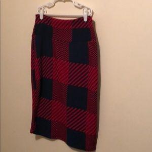 LuLaRoe skirt size S
